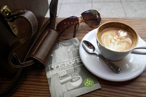 Verve Coffee in Santa Cruz