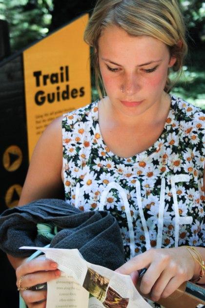 Marlien - trail guide