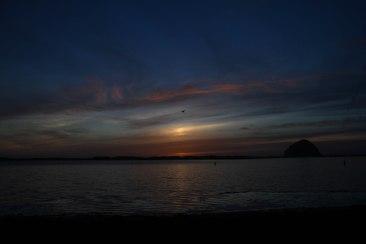 Sunset Morro Bay