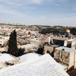 Journaling with a view, Shot with iPhone5, ©ElineMillenaar