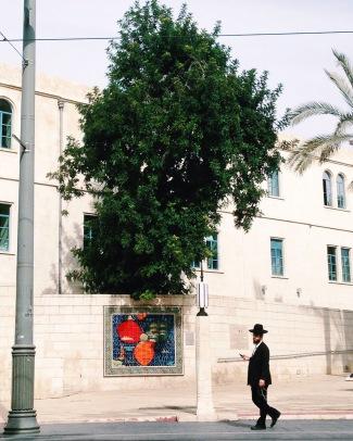 Jerusalem, Shot with iPhone5, ©ElineMillenaar