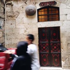 Via Dolorosa, shot with iPhone5, ©ElineMillenaar