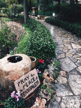 Garden Tomb, shot with iPhone5, ©ElineMillenaar