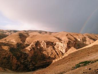 Second Rainbow. Shot with iPhone5, ©ElineMillenaar