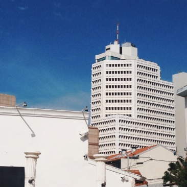 The White City, Shot with iPhone5, ©ElineMillenaar
