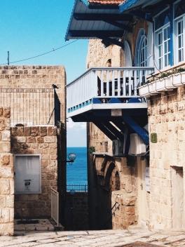 Old Jaffa, shot with iPhone5, ©ElineMillenaar